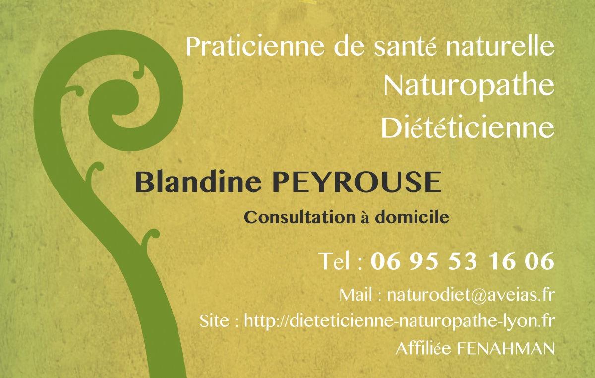 Dieteticienne Naturopathe A Domicile